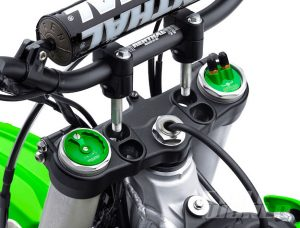 new bike suspension from huntersville repair shop