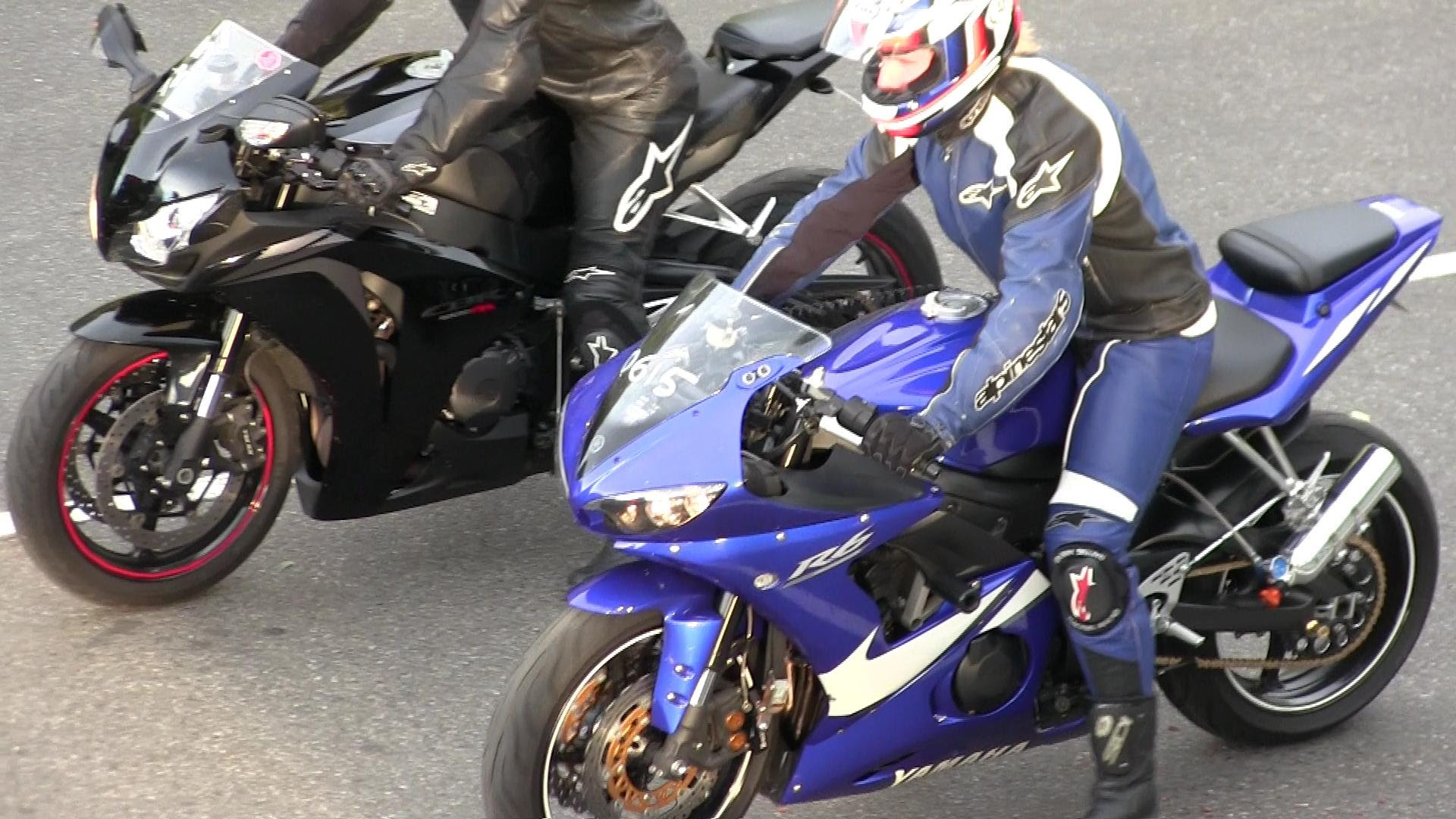 The Best Street Bikes Drag Racingr6 Vs Cbr 1000rrkawasaki Ninja