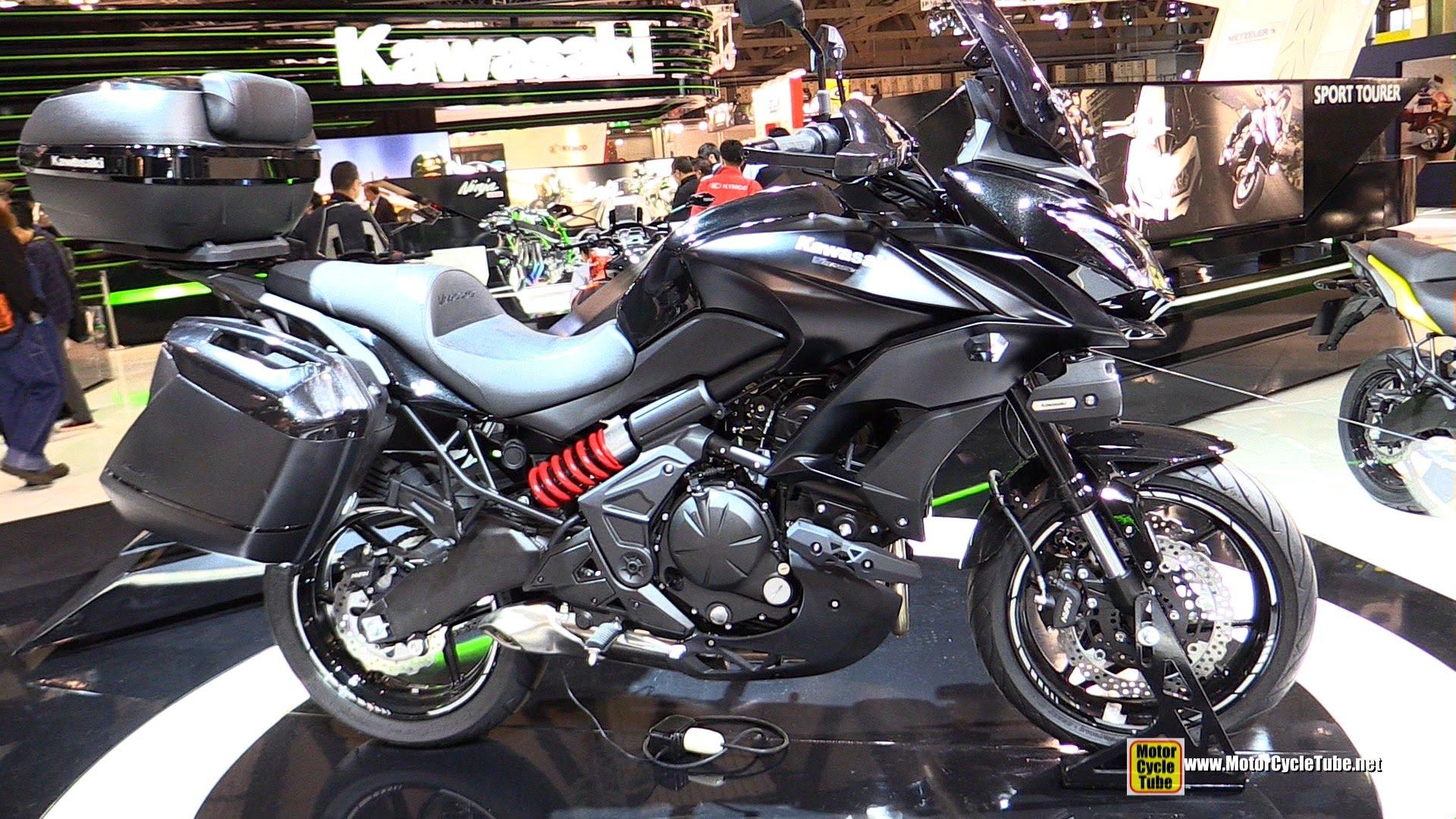 2016 Kawasaki Versys 650 ABS: Price, Specs, Details | AutoColumn