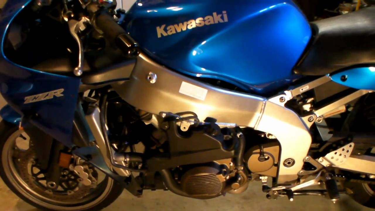 Replacing the Neutral Safety Switch on a Motorcycle Kawasaki ZZR600 Source  · kawasaki zzr600 wiring diagram ...