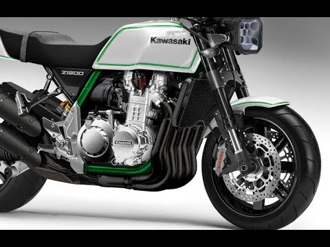 New Kawasaki Z1300 Model And New Styling Concept 2018